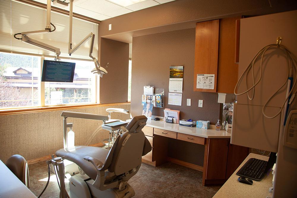 Patient Area